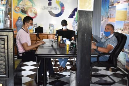 une startup performante au service du maroc, ot equipe