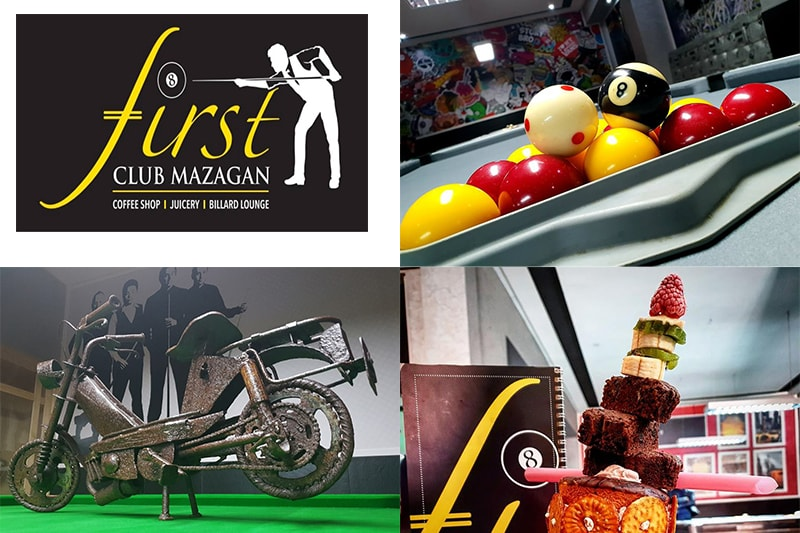 first club mazagan salle de billard amuser eljadida