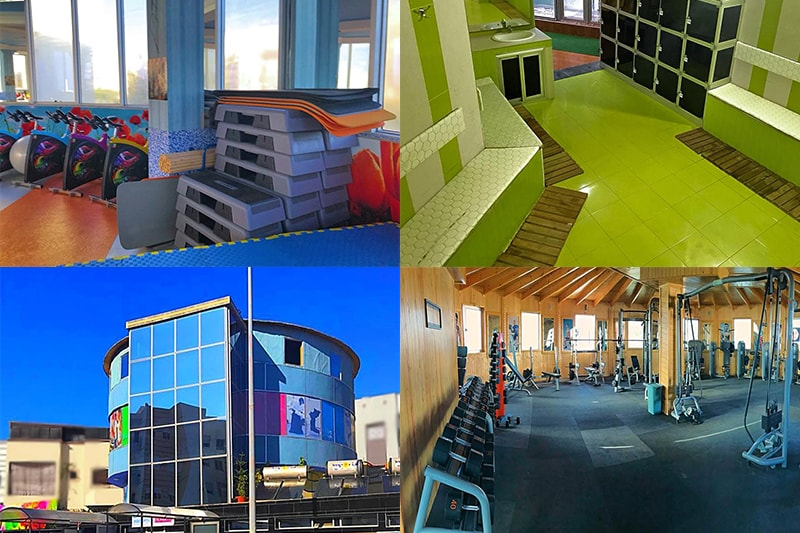 color, your, life, gym, salle, sport, el, jadida
