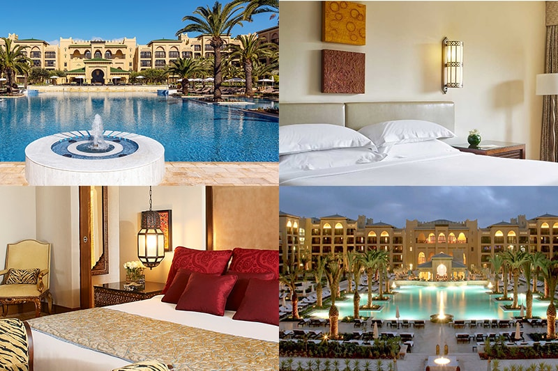 mazagan, beach, golf, resort, hotel, el, jadida